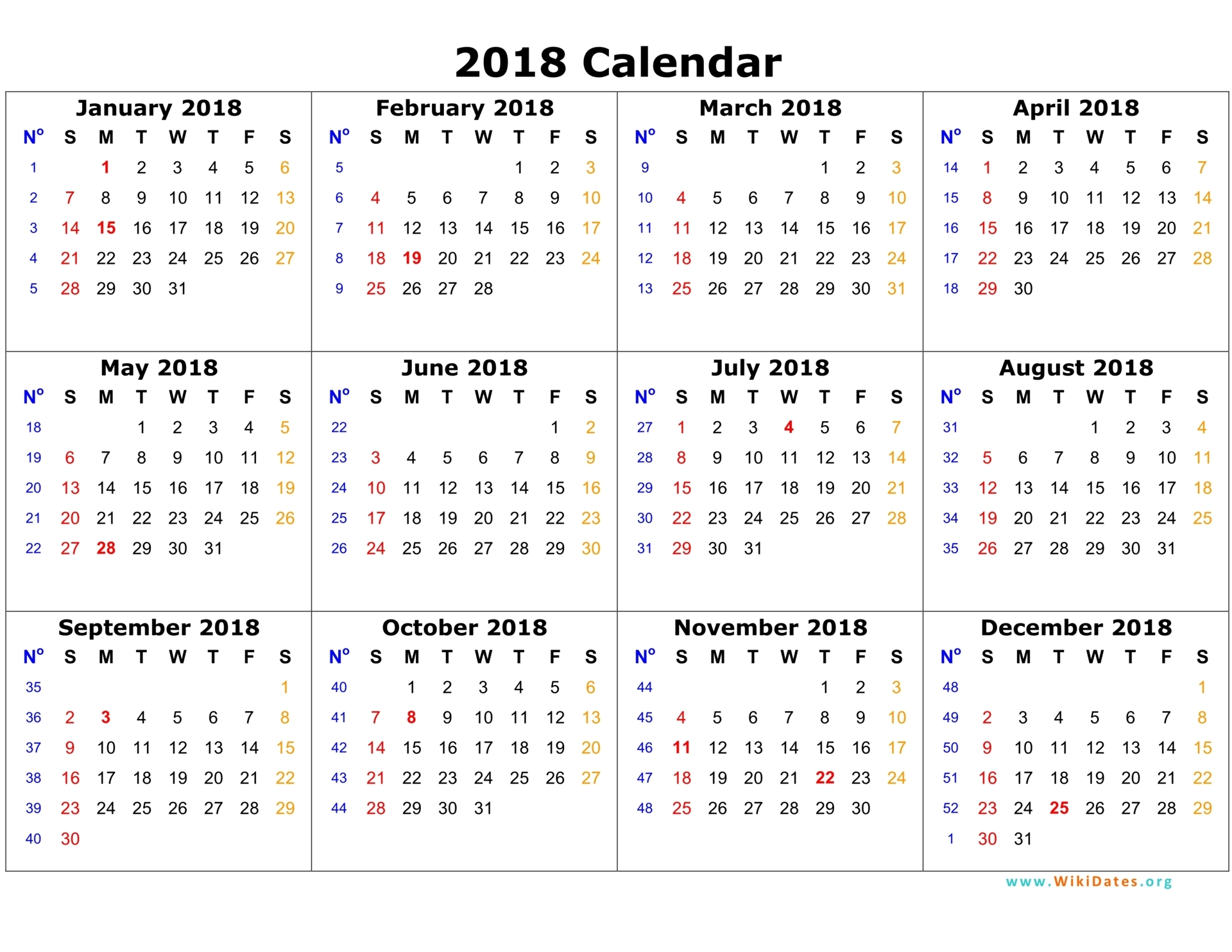 Free 2018 Calendar,2018 Printable Calendar,2018 Calendar Editable,2018 Blank Templates,2018 Calendar with Notes, 2018 Calendar Online Download,2018 calendar free, 2018 calendar pdf,2018 calendar excel, 2018 calendar word, 2018 calendar editable ,2018 calendar with notes, 2018 calendar holidays, 2018 calendar printable, 2018 calendar templates, 2018 calendar blank