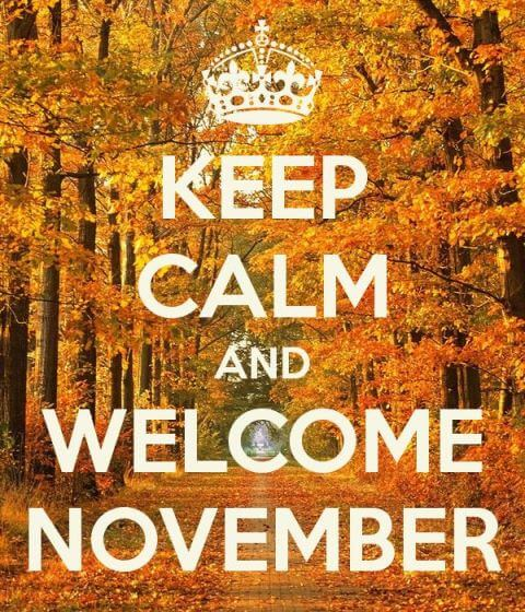 Welcome November Images WhatsApp