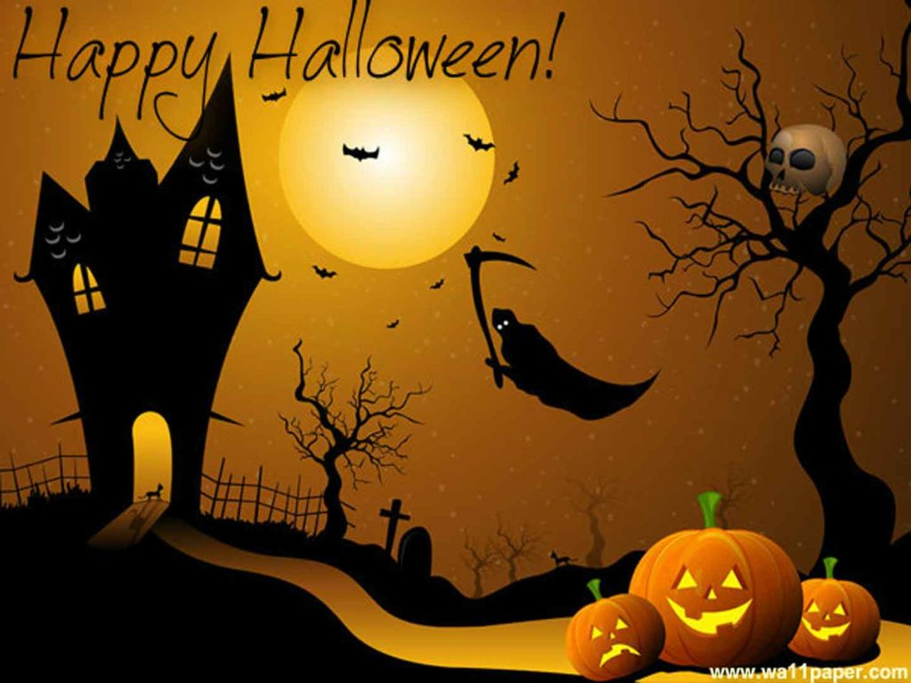 Happy Halloween 2017 Images HD For iPhone