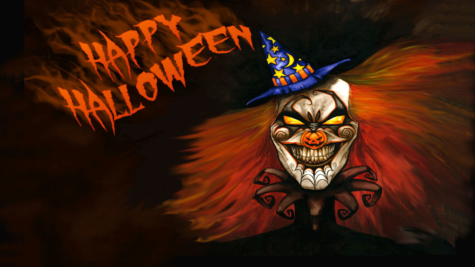 Scary Halloween Images HD 1080 P