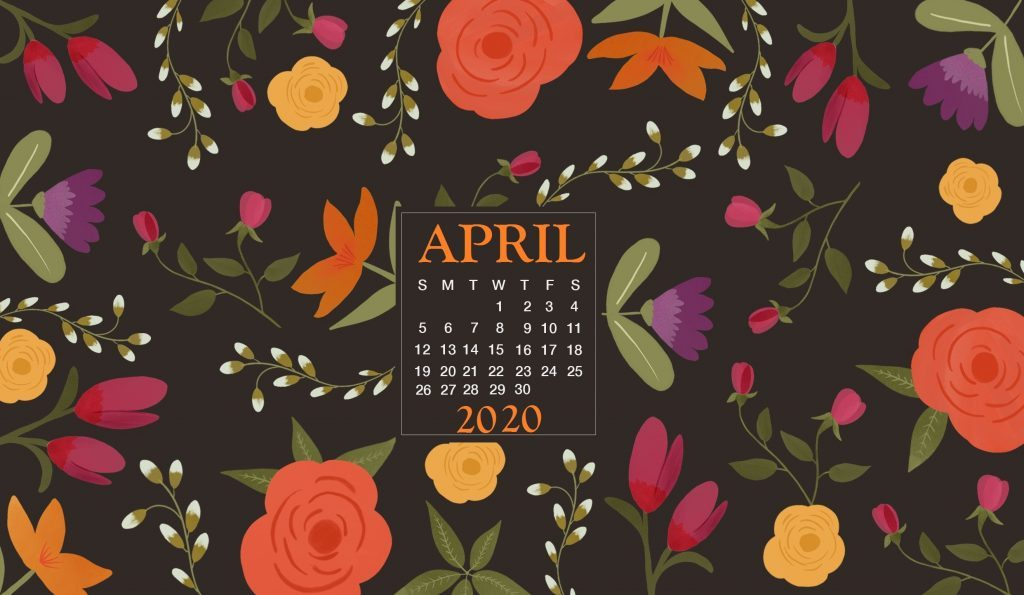April 2020 Wallpaper