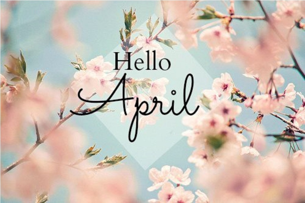 Hello April Images HD
