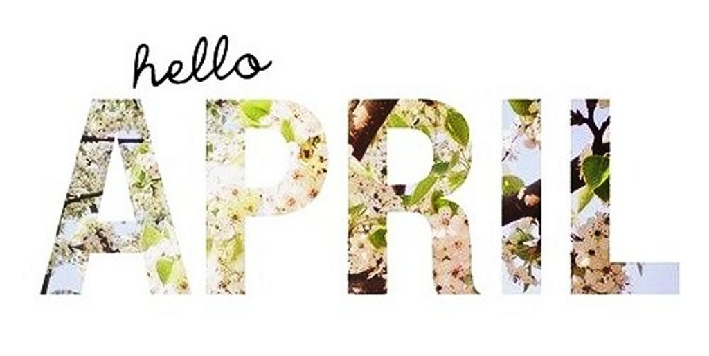 Hello April Flower, April Month Flower