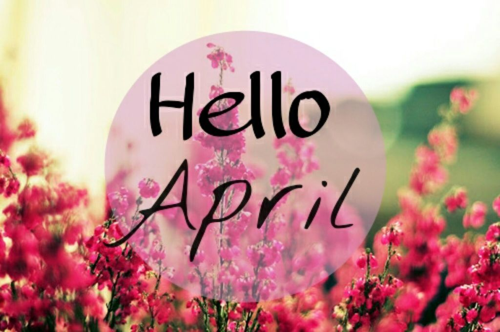 Hello April Images Tumblr