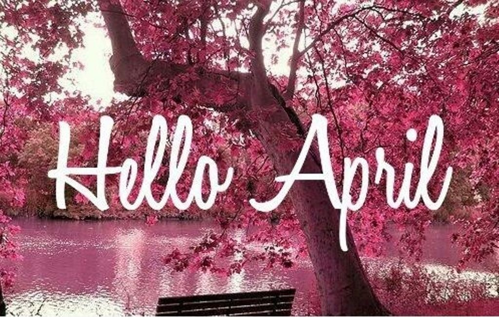 Hello April Pics For Facebook, April Pics