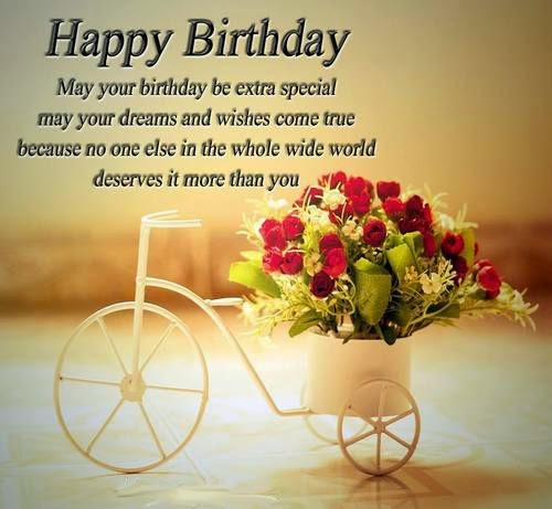 May Birthday Images, Wishes