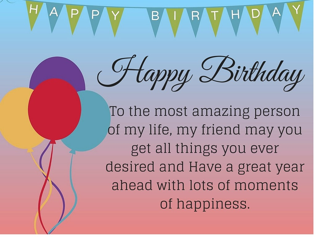 May Birthday Quotes for Friends