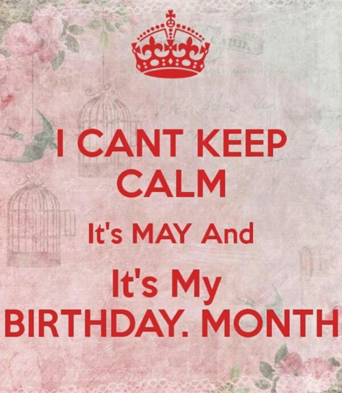 May Birthday Tumblr Quotes and Sayings Pictures Images