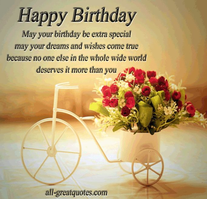 May Birthday Wishes for Best Friends