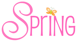 May Clipart Spring