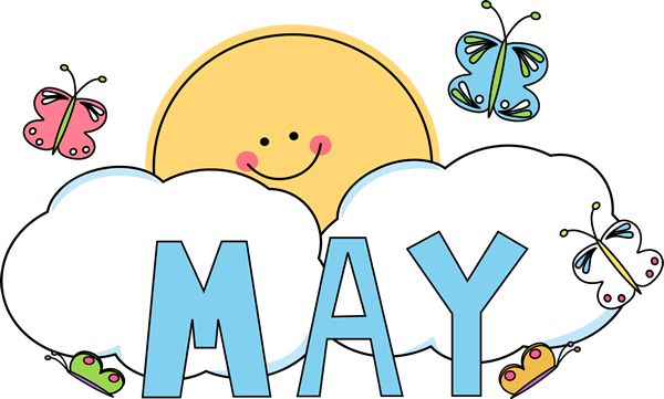 May Images Clipart