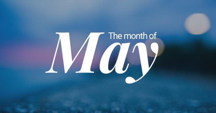 May Month Photos