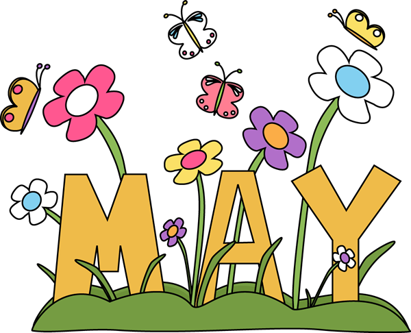 Month of May Flowers Images