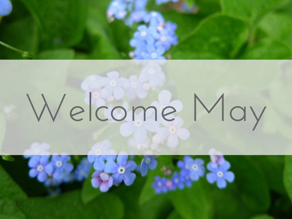 Welcome May Images, Pictures