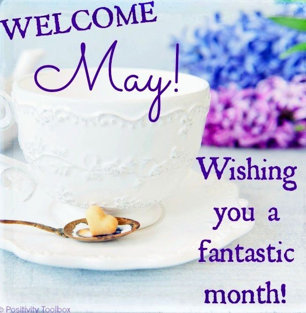 Welcome May Quotes and Wishes