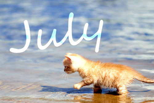 Cute Welcome July Images