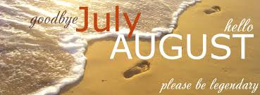 Hello July Facebook Timeline Pictures