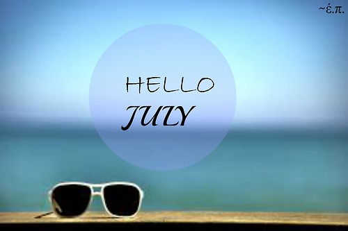 Hello July Quotes Tumblr