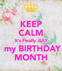 July Birthday Month Quotes