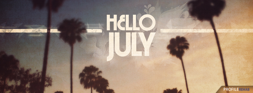 July Pictures for Facebook Timeline Covers